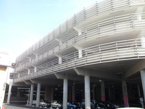 PARKING DES PERRIERES – GARE TGV – DIJON (21)