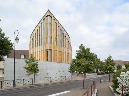 Collège François POMPON – SAULIEU (21)