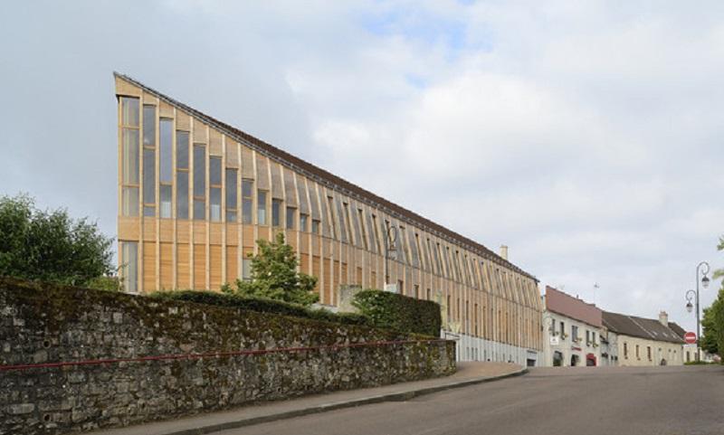 Collège POMPON - SAULIEU - 5