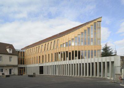 Collège POMPON - SAULIEU - 7