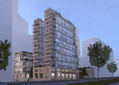 Ensemble immobilier - PARIS - 1