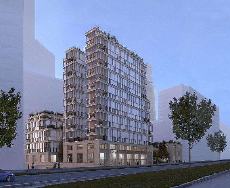 Ensemble immobilier - PARIS - 1