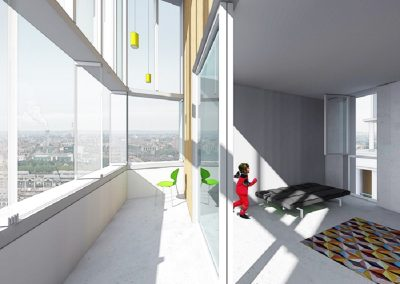 Ensemble immobilier - PARIS - 2