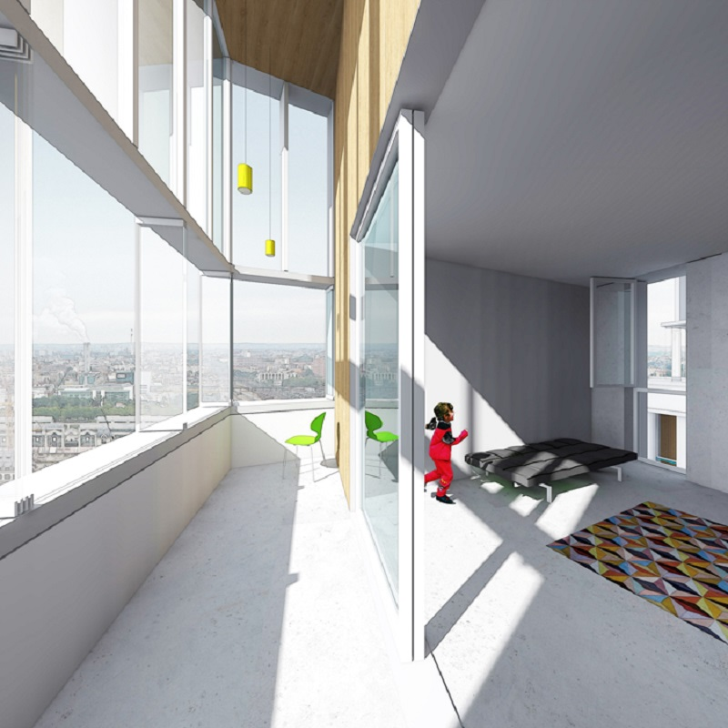 Ensemble immobilier - PARIS - 2