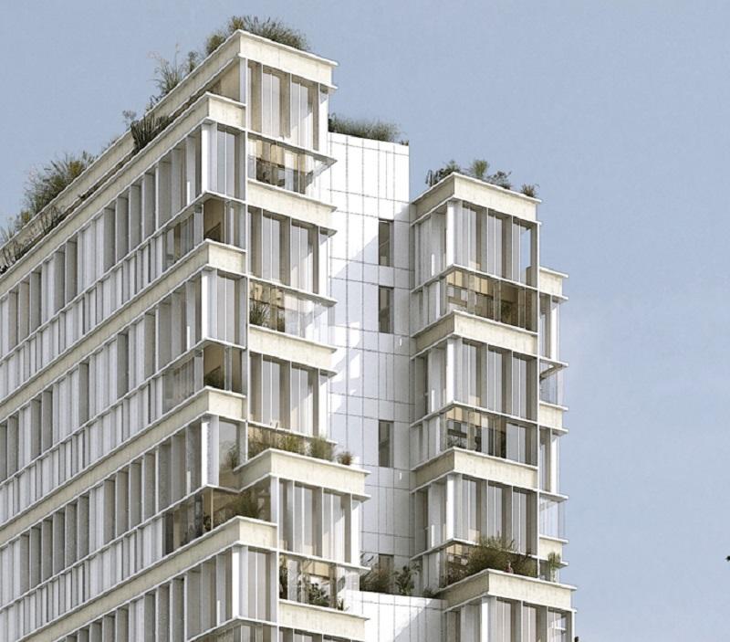 Ensemble immobilier - PARIS - 3