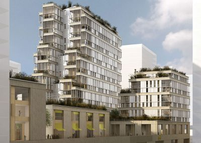 Ensemble immobilier - PARIS - 5