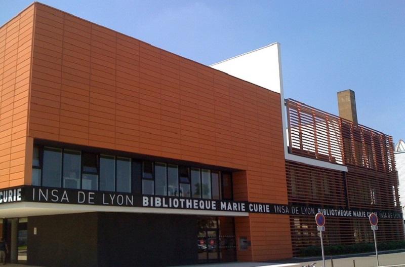 Infomédiathèque - VILLEURBANNE - 11