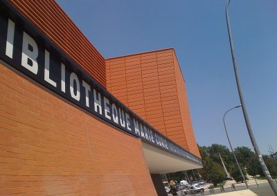 Infomédiathèque - VILLEURBANNE - 2