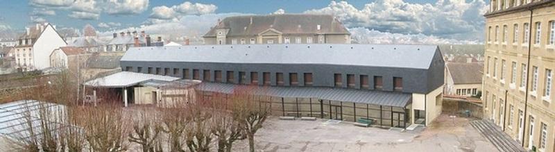 Lycée Bonaparte - AUTUN - 2
