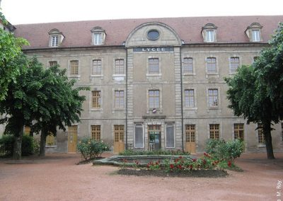 Lycée Bonaparte - AUTUN - 4