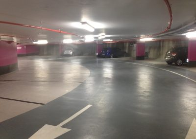 PARKING ILOT PASTEUR – BESANCON (25)