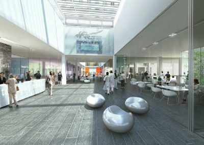 Réhabilitation Hôpital Fleyriat - BOURG EN BRESSE - 1