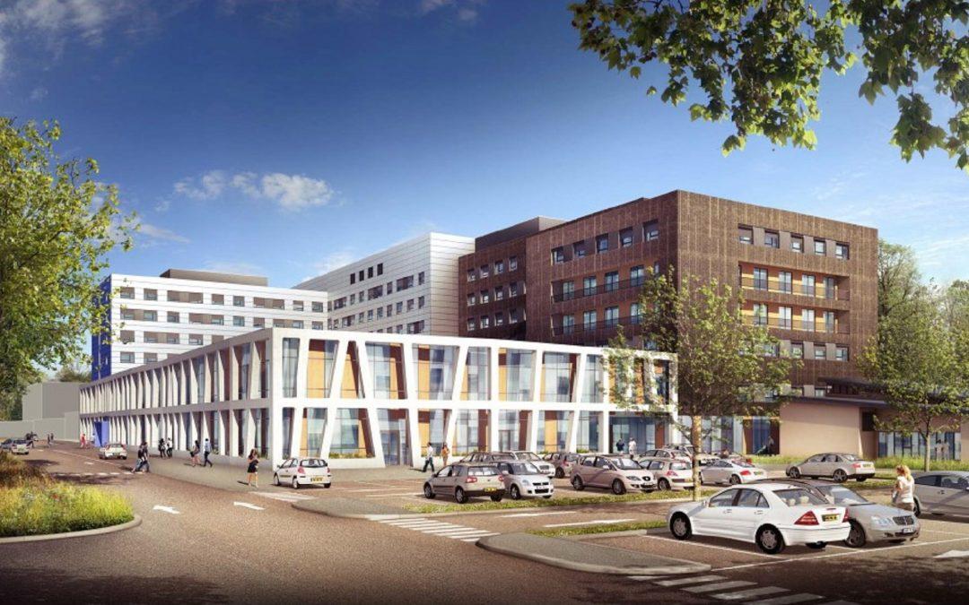 Hôpital Fleyriat – BOURG EN BRESSE (01)