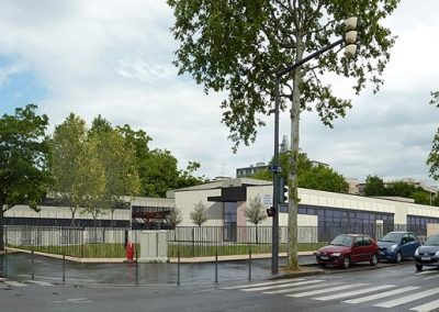 Collège Marcel DARGENT - LYON - 1