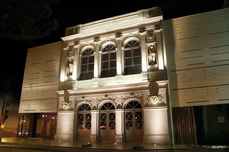 Ancien théâtre - Chatellerault-2