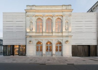ANCIEN THEATRE – CHATELLERAULT (86)