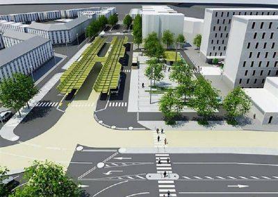 Parking pole Gare - SAINT NAZAIRE - 1