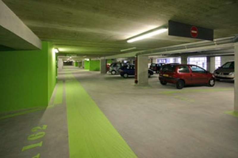 Parking pole Gare - SAINT NAZAIRE - 3