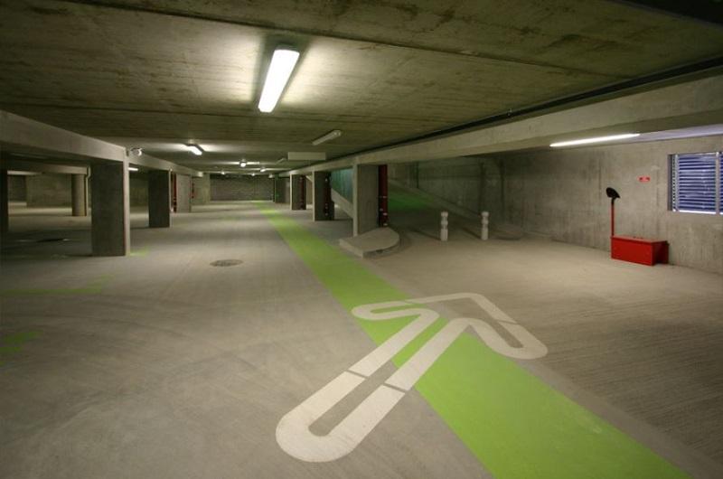 Parking pole Gare - SAINT NAZAIRE - 6