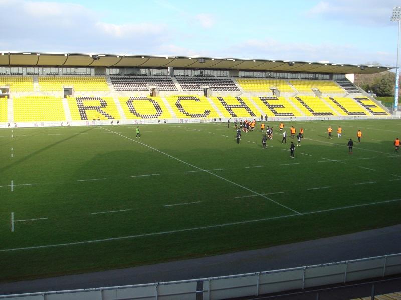 Stade Marcel Deflandre - La Rochelle -2