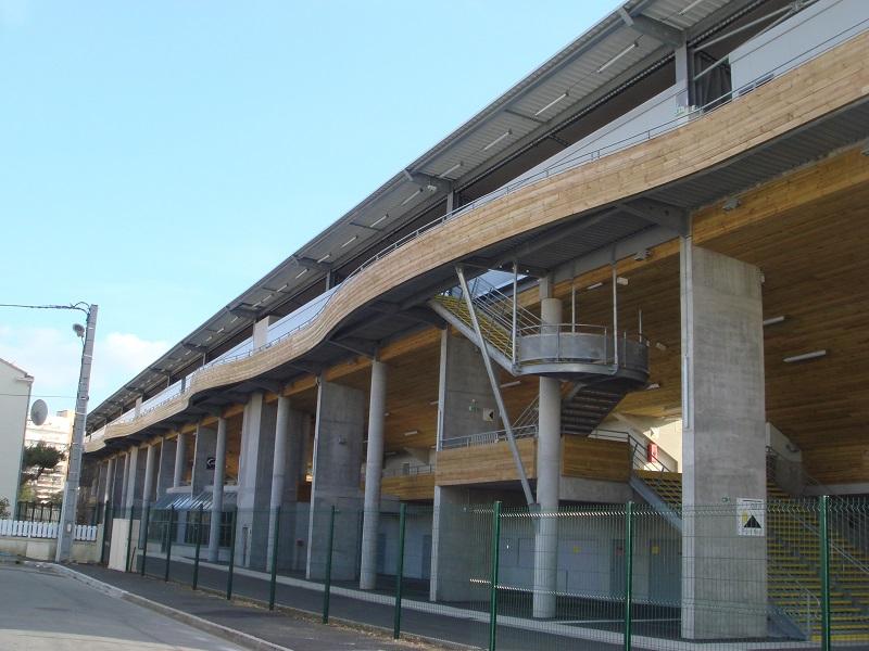 Stade Marcel Deflandre - La Rochelle -3