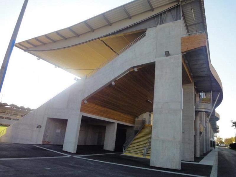 Stade Marcel Deflandre - La Rochelle -4